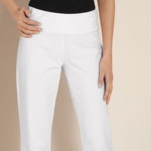 Soft Surrounding's crop white pants